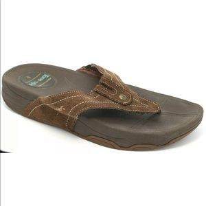 Skechers Womens Tone Up Thong Sandal Flip Flops